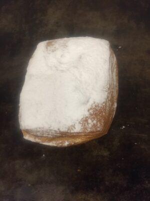 Cremekoek suiker